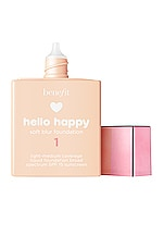 Benefit Cosmetics Hello Happy Soft Blur Foundation in 01
