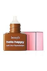 Benefit Cosmetics Mini Hello Happy Soft Blur Foundation in 09