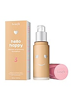 Benefit Cosmetics Hello Happy Flawless Brightening Liquid Foundation in 03 Light Neutral Warm