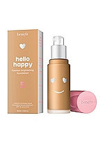 Benefit Cosmetics Hello Happy Flawless Brightening Liquid Foundation in 05 Medium Neutral Warm