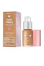 Benefit Cosmetics Mini Hello Happy Flawless Brightening Liquid Foundation in 06 Medium Warm