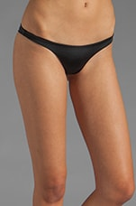 Thief of Heart Skimpy Bottom in Black