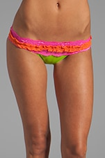 Lady Lace Bottom in Lime