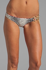 Girl On Fire Bottom in Cheetah
