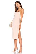 BEC&BRIDGE Marvellous Midi Dress in Peach