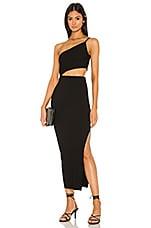 BEC&BRIDGE Darling Midi Dress in Black