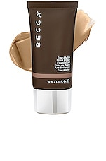 BECCA Ever-Matte Shine Proof Foundation in Cafe