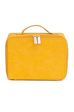 BEIS The Cosmetic Case in Yellow