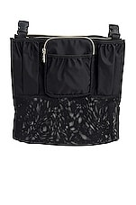 BEIS The Stroller Caddy in Black