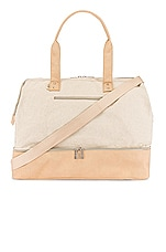 BEIS Weekend Bag in Beige