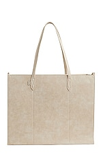 BEIS The Work Tote in Beige
