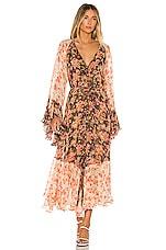 HEMANT AND NANDITA x REVOLVE Bani Maxi Dress in Multicolor