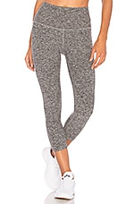 Beyond Yoga Spacedye High Waisted Legging in Black & White