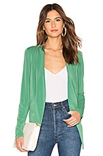 BCBGeneration Essential Blazer in Kelly Green