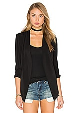 Essential Blazer in Black