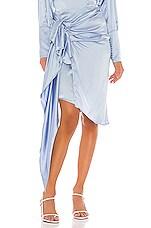 Birgitte Herskind Marylin Skirt in Powder Blue