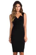 Laurence Dress en Noir