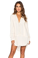 ROBE CHEMISE EMBROIDERED