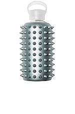 bkr Metallic Spiked 500ML Water Bottle in Spiked Ice Queen