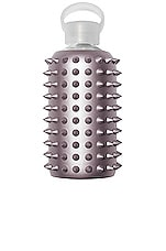 bkr Metallic Spiked 500ML Water Bottle in Spiked Moondust