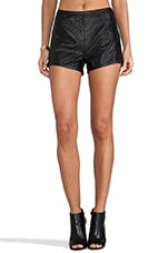 Vegan Leather Short in Coach