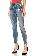 BLANKNYC High Rise Skinny Jean in Jersey Girls