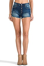 High Waisted Shorts in Fresh to Death