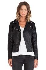 BLANKNYC Moto Jacket in Frankenstorm