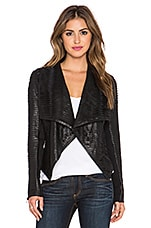 BLANKNYC Moto Jacket in In The Moment