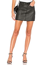 BLANKNYC Frayed Edge Mini Skirt in Spartacus