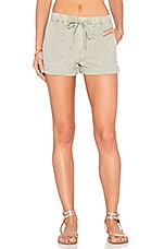 Easy Pocket Short en Vert Safari