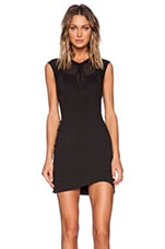 X-Ray Dress in Black
