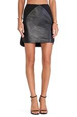 Opposites Skirt in Black