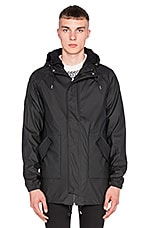 Horrow Waterproof Anorak en Noir