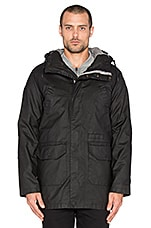 Pinto 2 in 1 Parka With Bomber en Noir