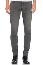 Jean 25 en Staple Grey