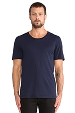 T-Shirt 3 en Navy Blue