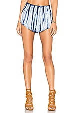 Beach Bunny Short en Boho Stripe