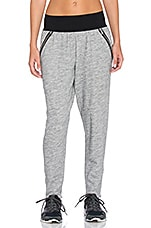 Unzipped Sweatpant in Steel Grey