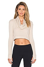 TOP CROPPED COZY