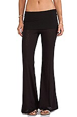 Daydreamer Flare Pant in Black