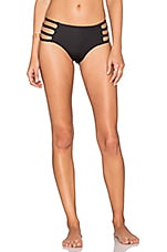 Malibu Crush Hipster Bottom en Noir