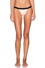 Monte Carlo Cheeky Bikini Bottom in Rose