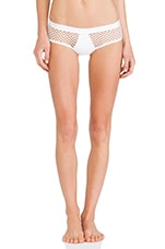 American Rebel Boyshort in White Hot