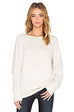 SWEAT OVERSIZED RAGLAN