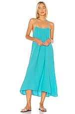 Bobi Beach Dress in Mermaid