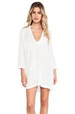 Gauze Tunic in Light