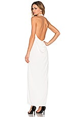 ROBE MAXI LUXE LIQUID