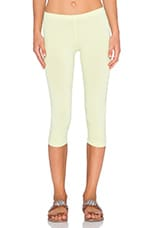 Cotton Lycra Legging en Mojito