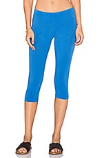 Cotton Lycra Legging en Tropez